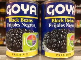 Black Beans 439g Tin