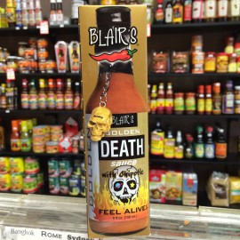 Blairs Golden Death Sauce 150ml