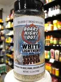Boars Night Out White Lightning 346g