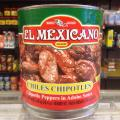 Chilli Chipotle in Adobo Sauce 2.840Kg (Bulk)