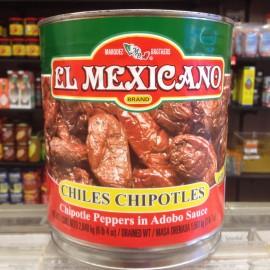 Chilli Chipotle in Adobo Sauce 2.840Kg (Bulk)