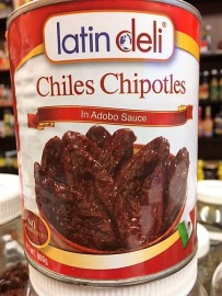 Chipotle Peppers in Adobo Sauce 800g