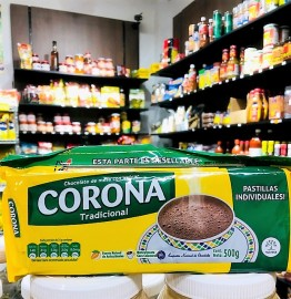 Corona Chocolate 500g