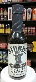 Liquid Smoke Stubbs Hickory 148ml