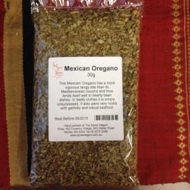 Mexican Oregano 30 g