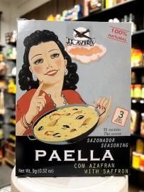Paella Con Azafran 9g