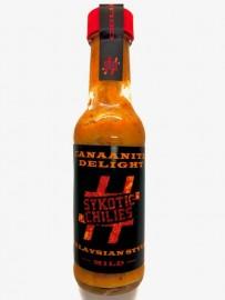 Sykotic Malaysian Style Sauce Mild 150g