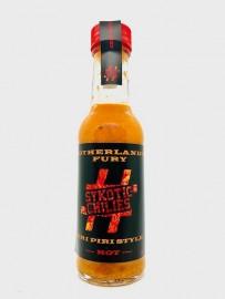 Sykotic Chilies Piri Piri Hot Sauce 150ml