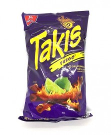 Takis Fuego Tortilla Chips 280.7g