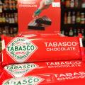 Tabasco Chocolate 28g