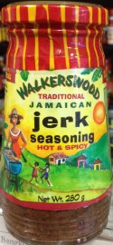 Jamaican Jerk Seasoning Hot 280g